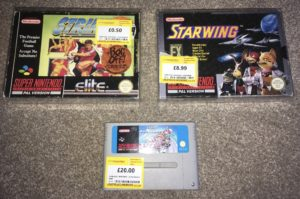 Cash Converters SNES bundle